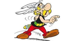 exposition Asterix à la BNF